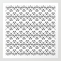 H²O Art Print