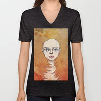 Into the Fire Unisex V-Neck