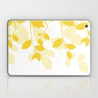Spring Leaves Laptop & iPad Skin