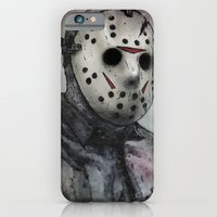 Jason Portrait iPhone 6 Slim Case