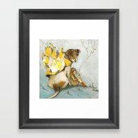 Comfort You Framed Art Print
