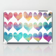 A Colorful Kind Of Love  iPad Case