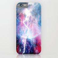 Starred Lightning iPhone 6 Slim Case