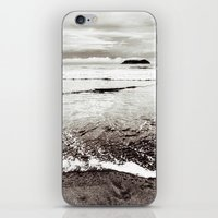 the texture of things iPhone & iPod Skin