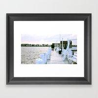 Newport, Rhode Island Framed Art Print