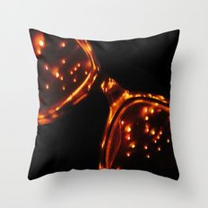 Stars Stuck Throw Pillow