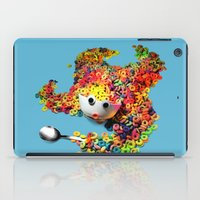 Clumsy Mornings iPad Case