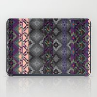 Russian style inspired Aztec iPad Case