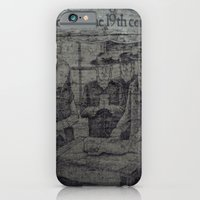 iPhone & iPod Case featuring Colic In The 19th by Jillian Michele