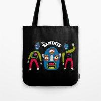The Bandits Tote Bag