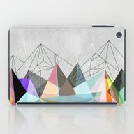 iPad Case featuring Colorflash 3 by Mareike Böhmer Grap…