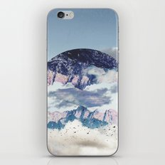Abstract Mountains iPhone & iPod Skin