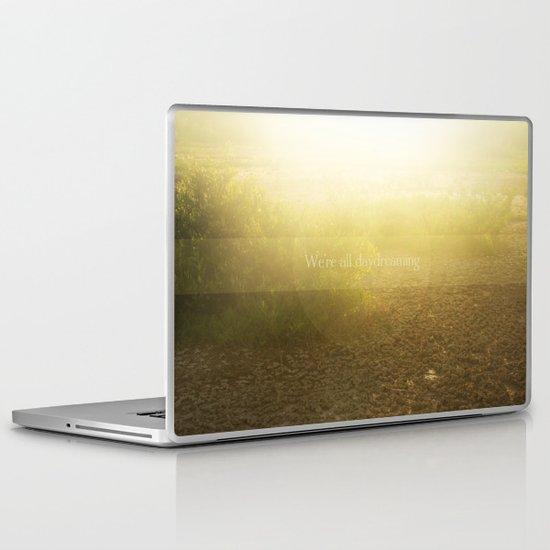 Daydreaming Laptop & iPad Skin