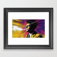 Marcello Mastroianni Framed Art Print