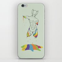 D-colored iPhone & iPod Skin
