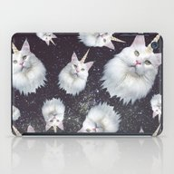 Unicorn Cat iPad Case