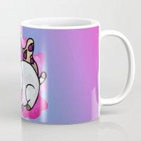 A Chubby Puppycat Mug