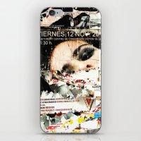 Collide 1 iPhone & iPod Skin