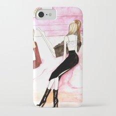 L'amitie iPhone 7 Slim Case