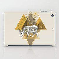 Mountain Goat iPad Case