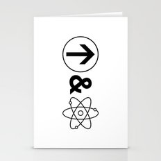 Up&Atom. Stationery Cards