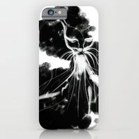 iPhone Cases featuring bob cat 2 by Cool-Sketch-Len
