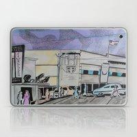 Jasper Avenue: Old Stree… Laptop & iPad Skin