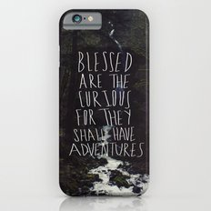 Curious Adventures Slim Case iPhone 6s