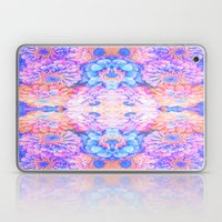 Pyschedelic floral Laptop & iPad Skin