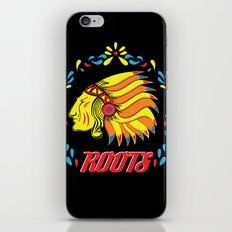 Americas Natives  iPhone & iPod Skin