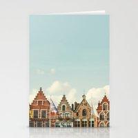 Bruges Stationery Cards