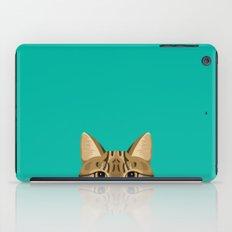 Tabby Cat iPad Case