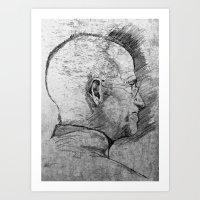 Stay Hungry, Stay Foolish. Steve Jobs 1955–2011 Art Print