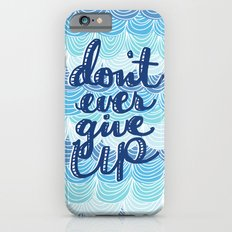 Fight the Blues Slim Case iPhone 6s
