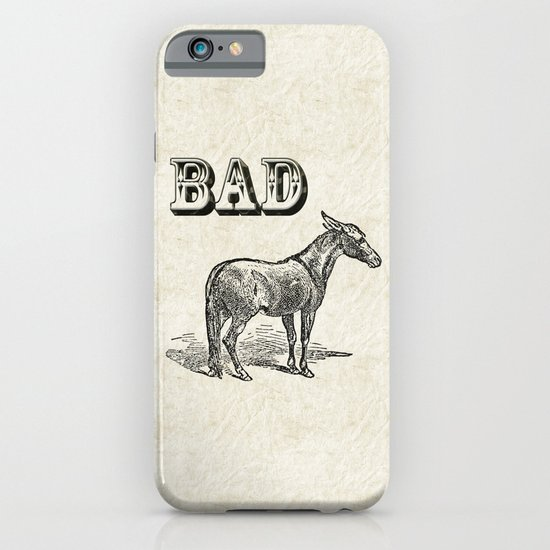 Bad Ass iPhone & iPod Case