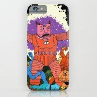 Catastic Four iPhone 6 Slim Case