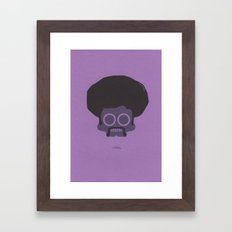 skafro Framed Art Print