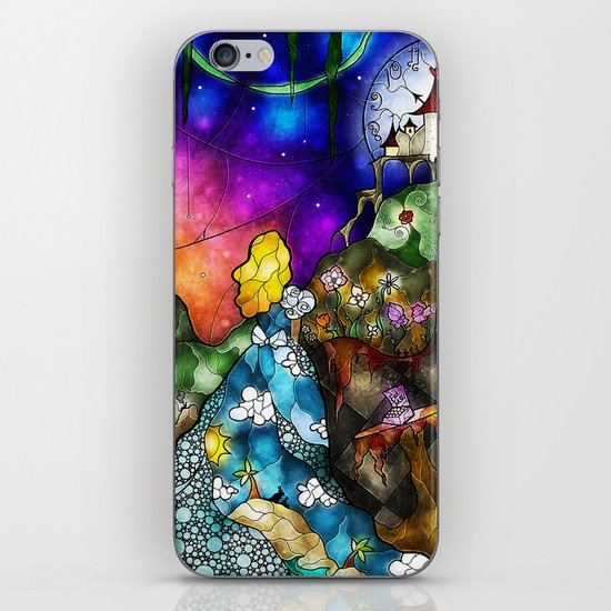 Wonderland (Once Upon A Time Series) iPhone & iPod Skin