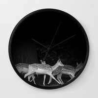 Last States Of Freedom Wall Clock