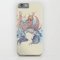 iPhone & iPod Case featuring Tree Girl by Rachel Caldwell