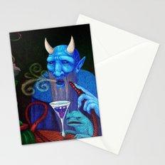 Hookah Demon Stationery Cards