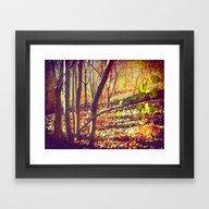 EveryoneisapieceofART Framed Art Print