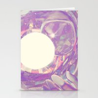 Space Stationery Cards