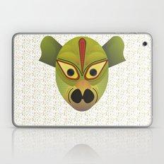 Devil amphibian bird mask Laptop & iPad Skin