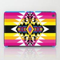 Big Diamond CMYK iPad Case