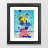 Poppies 3 Framed Art Print