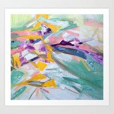 Wind Chime Art Print