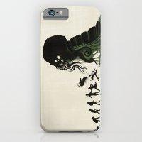 Lovecraftian Darwinism iPhone 6 Slim Case