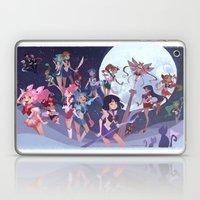 Sailor Soldiers Laptop & iPad Skin