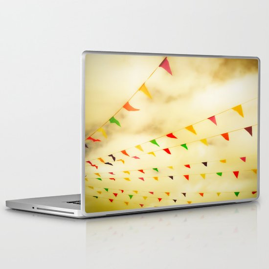 Flags & Color Laptop & iPad Skin